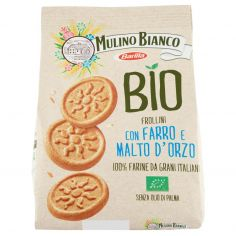 MULINO BIANCO-Mulino Bianco Bio Frollini Farro e Malto d'Orzo 260g