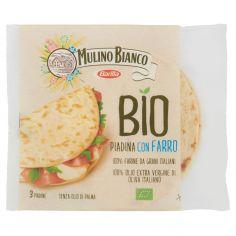 MULINO BIANCO-Mulino Bianco Bio Piadina con Farro 225 g