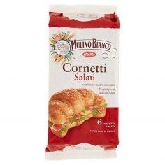 MULINO BIANCO-Mulino Bianco Cornetti Salati 222g