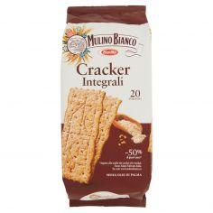 MULINO BIANCO-Mulino Bianco Cracker Integrali 500 g
