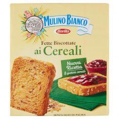 MULINO BIANCO-Mulino Bianco Fette Biscottate ai Cereali 315 g