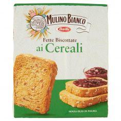 MULINO BIANCO-Mulino Bianco Fette Biscottate ai Cereali 315g