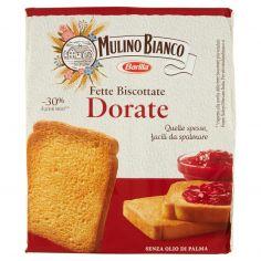 MULINO BIANCO-Mulino Bianco Fette Biscottate Dorate 315g