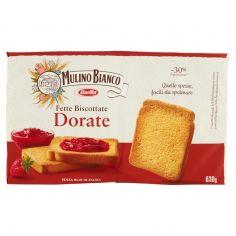 MULINO BIANCO-Mulino Bianco Fette Biscottate Dorate 630g