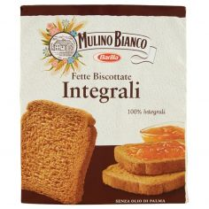 MULINO BIANCO-Mulino Bianco Fette Biscottate Integrali 315g