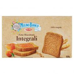MULINO BIANCO-Mulino Bianco Fette Biscottate Integrali 630 g