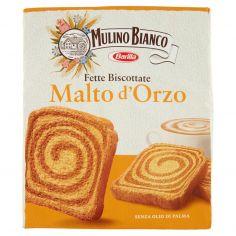 MULINO BIANCO-Mulino Bianco Fette Biscottate Malto d'Orzo 315g