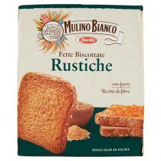 MULINO BIANCO-Mulino Bianco Fette Biscottate Rustiche 315g