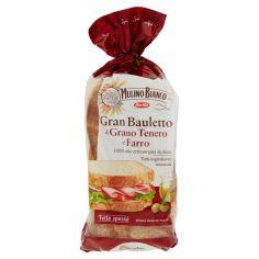 MULINO BIANCO-Mulino Bianco Gran Bauletto al Grano Tenero e Farro 500g