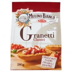 MULINO BIANCO-Mulino Bianco Granetti Classici 280 g