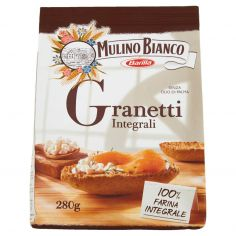 MULINO BIANCO-Mulino Bianco Granetti Integrali 280 g