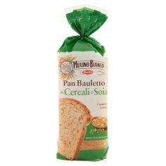 MULINO BIANCO-Mulino Bianco Pan Bauletto ai Cereali e Soia 400g