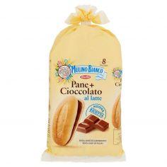 MULINO BIANCO-Mulino Bianco Pane + Cioccolato al Latte 300 g