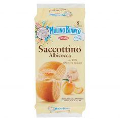 MULINO BIANCO-Mulino Bianco Saccottino Albicocca 336 g