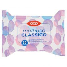 Coop-multiuso Classico salviettine umidificate 20 pz