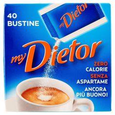 DIETOR-My Dietor 40 bustine 32 g