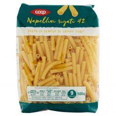 Coop-Napellini rigati 42 500 g
