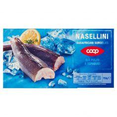 Coop-Nasellini Sudafricani Surgelati 750 g