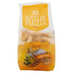 Natur Puglia Taralli con semi di Sesamo 250 g