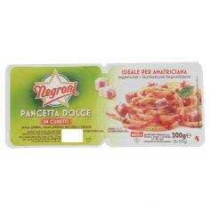 NEGRONI-Negroni Pancetta Dolce in Cubetti 2 x 100 g