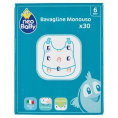 neo Baby Bavagline Monouso 6m+ 30 pz
