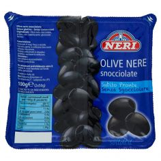 NERI-Neri Olive Nere snocciolate 2 x 50 g