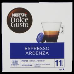 DOLCE GUSTO-NESCAFÉ DOLCE GUSTO ESPRESSO ARDENZA caffè 16 capsule (16 tazze)
