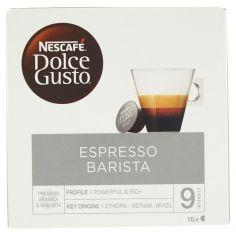 DOLCE GUSTO-NESCAFÉ DOLCE GUSTO ESPRESSO BARISTA caffè espresso 16 capsule (16 tazze)