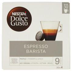 DOLCE GUSTO-NESCAFÉ DOLCE GUSTO ESPRESSO BARISTA caffè espresso 30 capsule (30 tazze)