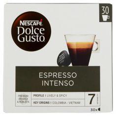 DOLCE GUSTO-NESCAFÉ DOLCE GUSTO ESPRESSO INTENSO MAGNUM caffè espresso 30 capsule (30 tazze)