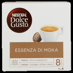 DOLCE GUSTO-NESCAFÉ DOLCE GUSTO ESSENZA DI MOKA caffè 16 capsule (16 tazze)
