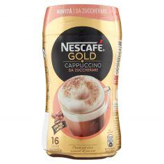 NESCAFE'-NESCAFÉ GOLD CAPPUCCINO DA ZUCCHERARE Preparato solubile per cappuccino barattolo 200g