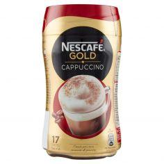 NESCAFE'-NESCAFÉ GOLD CAPPUCCINO preparato solubile per cappuccino barattolo 250g