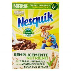 NESQUIK-NESQUIK Palline di cereali integrali al cioccolato 330g
