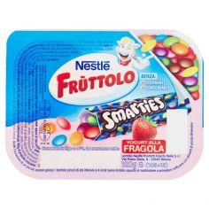 FRUTTOLO-NESTLÉ FRUTTOLO Smarties Yogurt alla Fragola 120 g