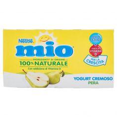 NESTLE'-NESTLÉ MIO Yogurt Cremoso Pera 2 x 125 g