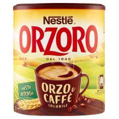 ORZORO-NESTLÉ ORZORO ORZO E CAFFÈ Orzo e caffè solubile barattolo 120g