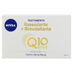 NIVEA-Nivea Q10 plus Trattamento Rassodante + Rimodellante 300 ml
