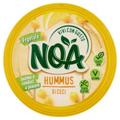 NOA-Noa Hummus di Ceci 175 g