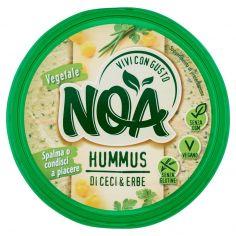 NOA-Noa Hummus di Ceci & Erbe 175 g