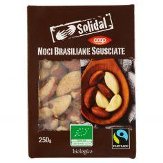Coop-Noci Brasiliane Sgusciate 250 g