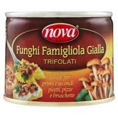 NOVA FUNGHI-nova Funghi Famigliola Gialla Trifolati 180 g