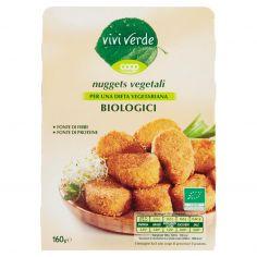 Coop-nuggets vegetali Biologici 8 x 20 g