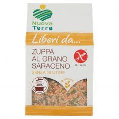 SENZA.GLUTINE-Nuova Terra Liberi da... Zuppa al Grano Saraceno 200 g