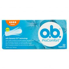 O.B.-o.b. ProComfort Super 32 pz