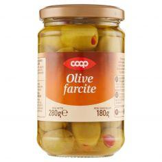 Coop-Olive farcite 280 g