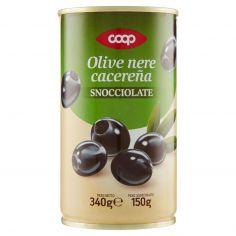 Coop-Olive nere cacereña Snocciolate 340 g