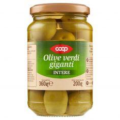 Coop-Olive verdi giganti Intere 360 g