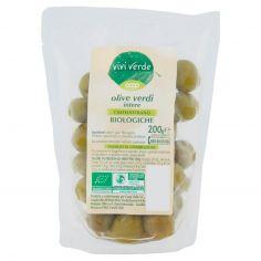 Coop-olive verdi intere Castelvetrano Biologiche 200 g