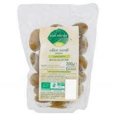 Coop-olive verdi intere Cerignola Biologiche 200 g